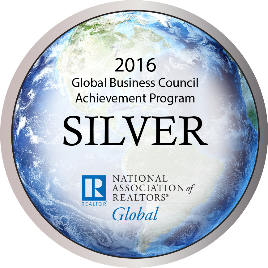 2016 NAR Silver Achievement Award