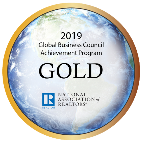 2019 NAR Gold Achievement Award