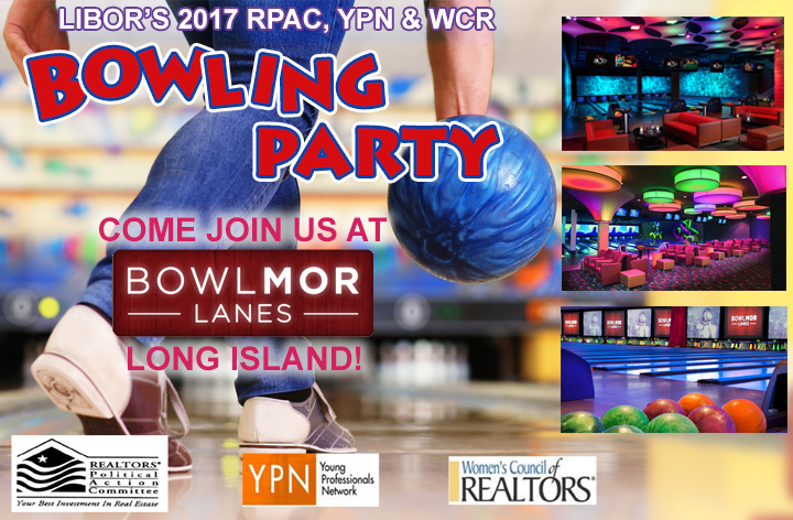 LIBOR's 2016 RPAC, YPN & WCR Bowling Party