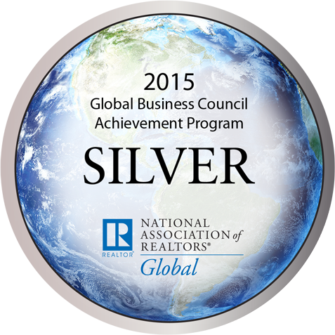 2015 NAR Silver Achievement Award